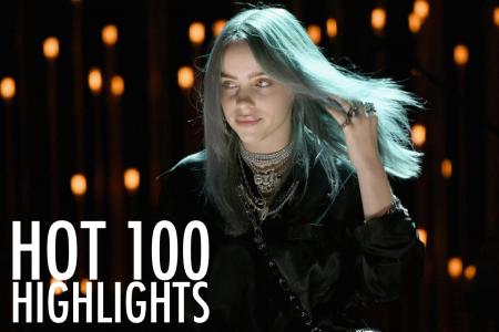Hot100HighlightsBillie
