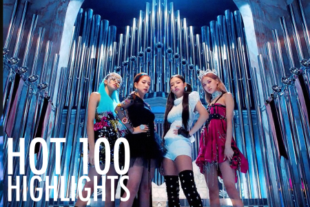 Hot100HighlightsBLACKPINK